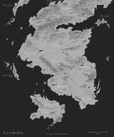 The Continent of Lyrimidia