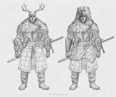 Forlorn - Exiled Huntsmen