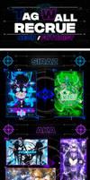 TAGWALL  -  Futuristics - Neons
