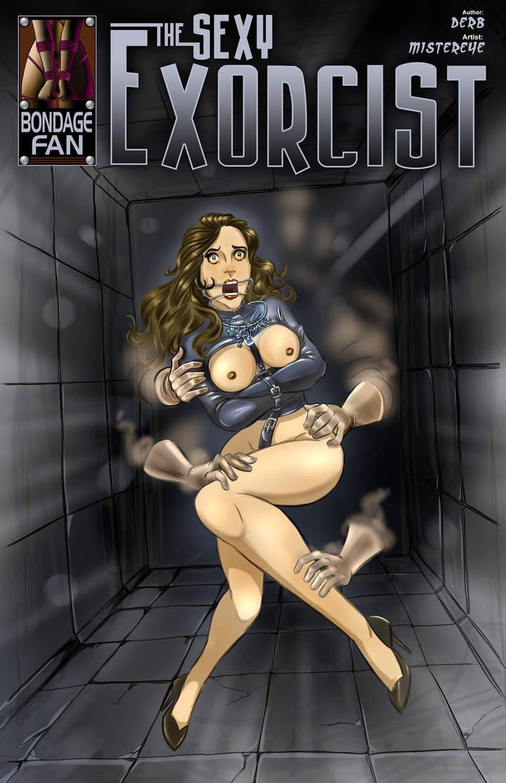 The Sexy Exorcist   Inhospitable By Bondage Fan Co by MisterEye