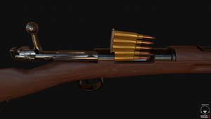 M96 Loaded