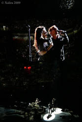 U2 360 - Party girl by Xalira