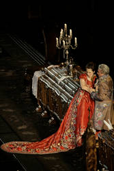 Tosca at the Arena di Verona-2 by Xalira