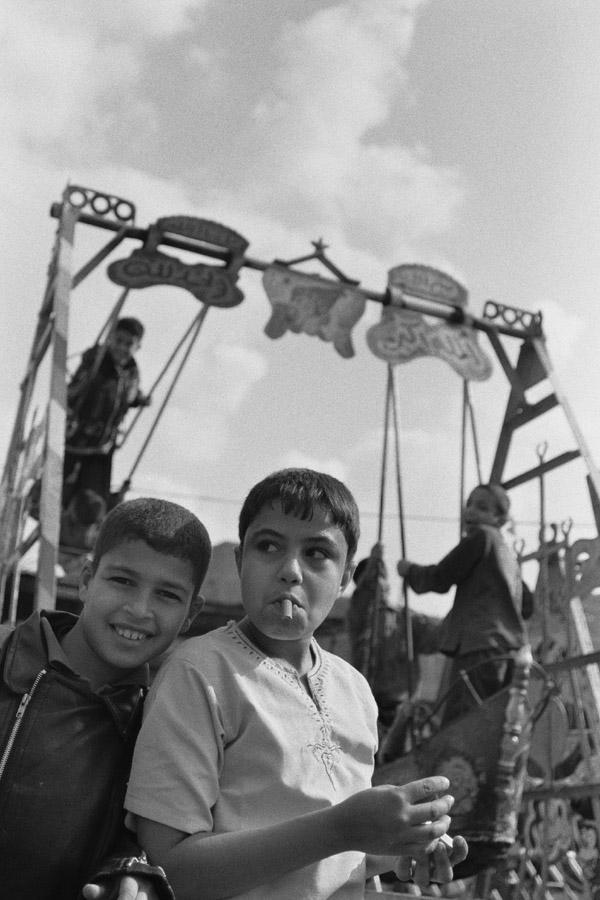 Boys at Ezbet El Nakhl_Egypt 2