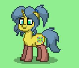 Nameless Pony Adopt 2 :OPEN: by SylveonEvee