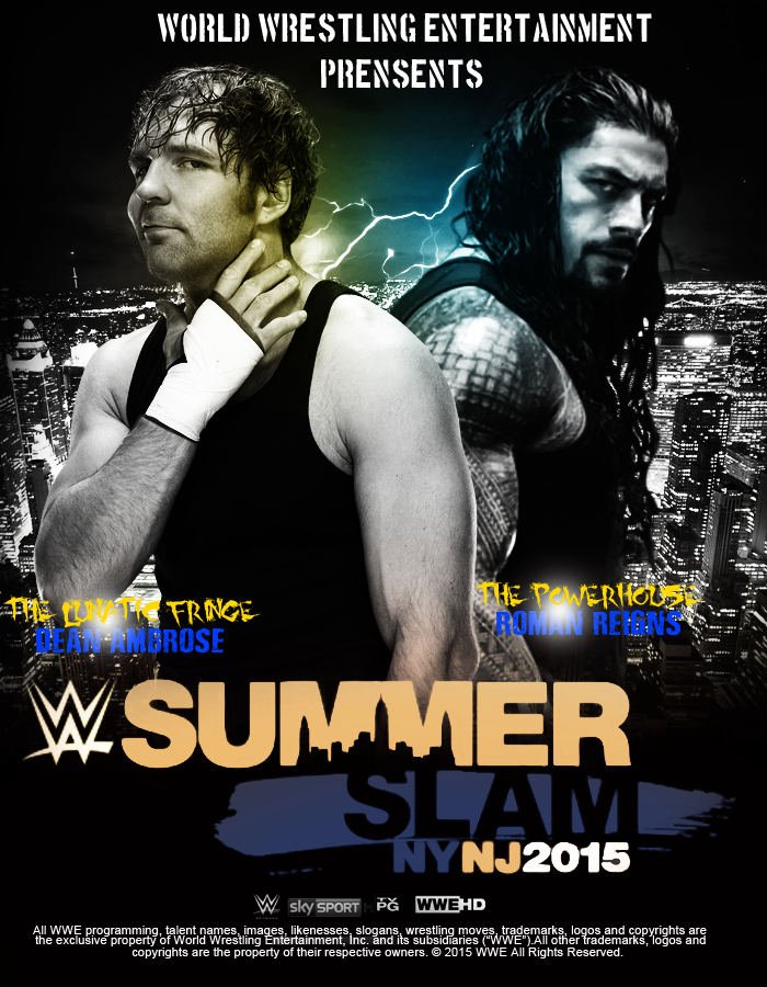 Roman Reigns And Dean Ambrose Wallpapers 34030 Infobit