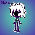 Chibi Mayu by Taryndedoo