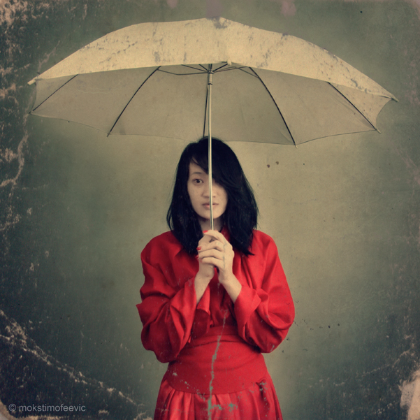 under my umbrella by cheresiapiece