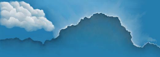 Clouds by eccentricone