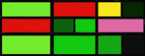 Subway Color Theory