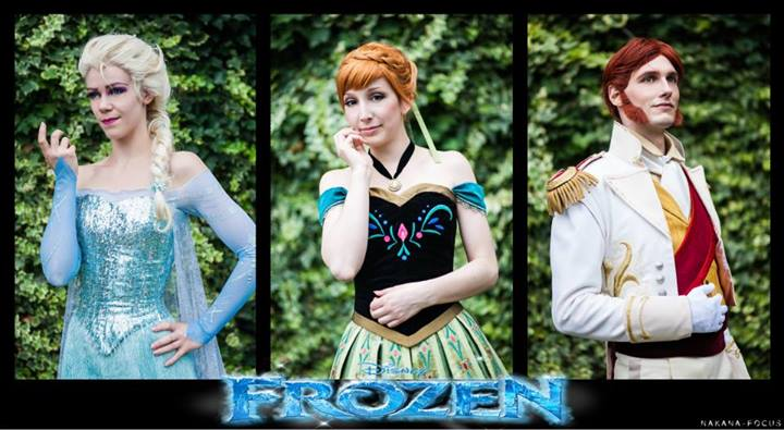 Frozen by lucioless