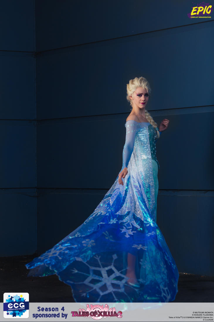 Elsa - Frozen by lucioless