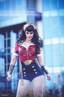 Wonder Woman Bombshell