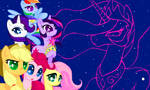 Harmony no Senshi - Little Pony Forever