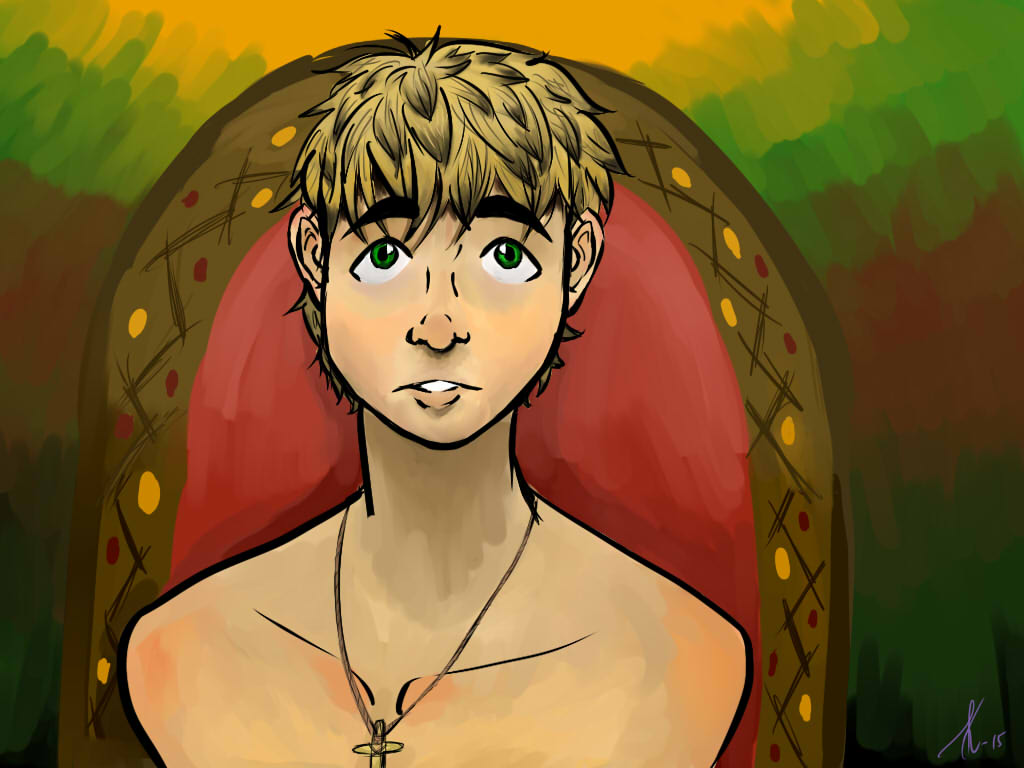 New King by MsCarl555