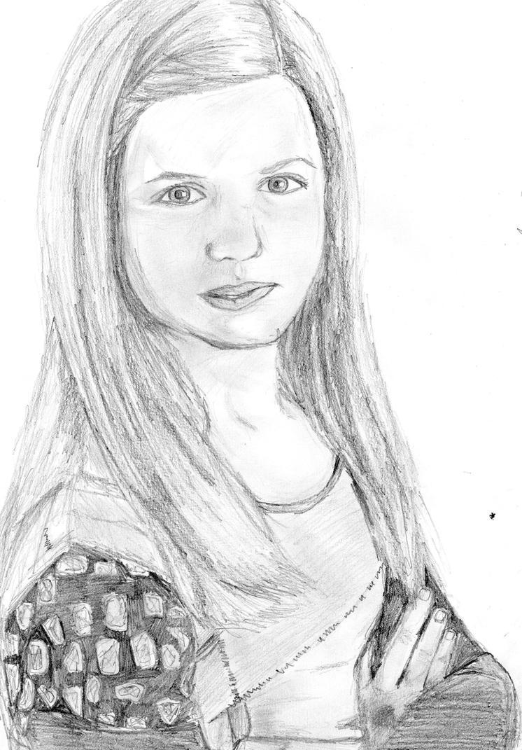 Ginny weasley by dasimartinez on DeviantArt