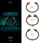Viking bracelet - Tyvodar .com