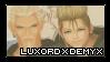 REQUEST - Luxord X Demyx by trailerparkk