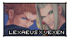 REQUEST - Lexaeus X Vexen by trailerparkk