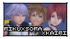REQUEST - Riku X Sora X Kairi by trailerparkk