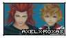REQUEST - Axel X Roxas by trailerparkk