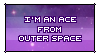 STAMP - An Ace From Outer Space by Azure-Heir