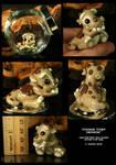 Cookie Thief Dragon