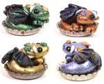 Itty Bitty Dragons