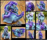 Dragon and Chameleon