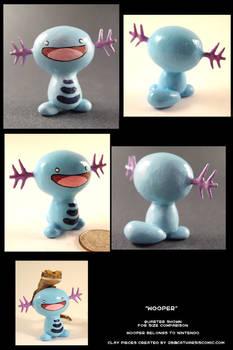 Wooper - Pokemon fanart