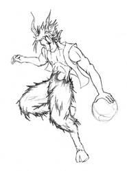 Basketball by Seikfried