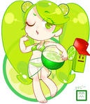 Cookie Run: Lime Cookie