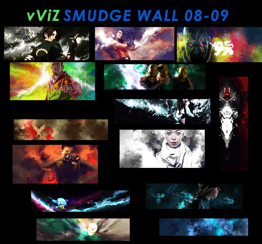 vViZ Smudge wall 08-09 by vViZ