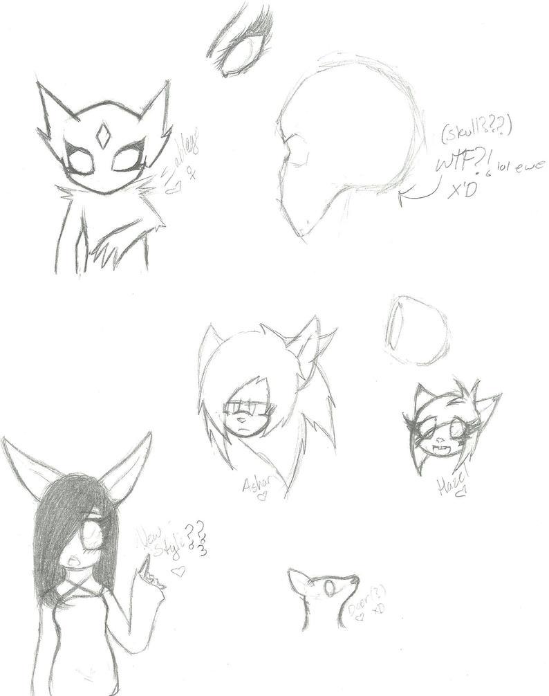 Doodles.for.Whut.tho....BI by xXcrusader-helperXx