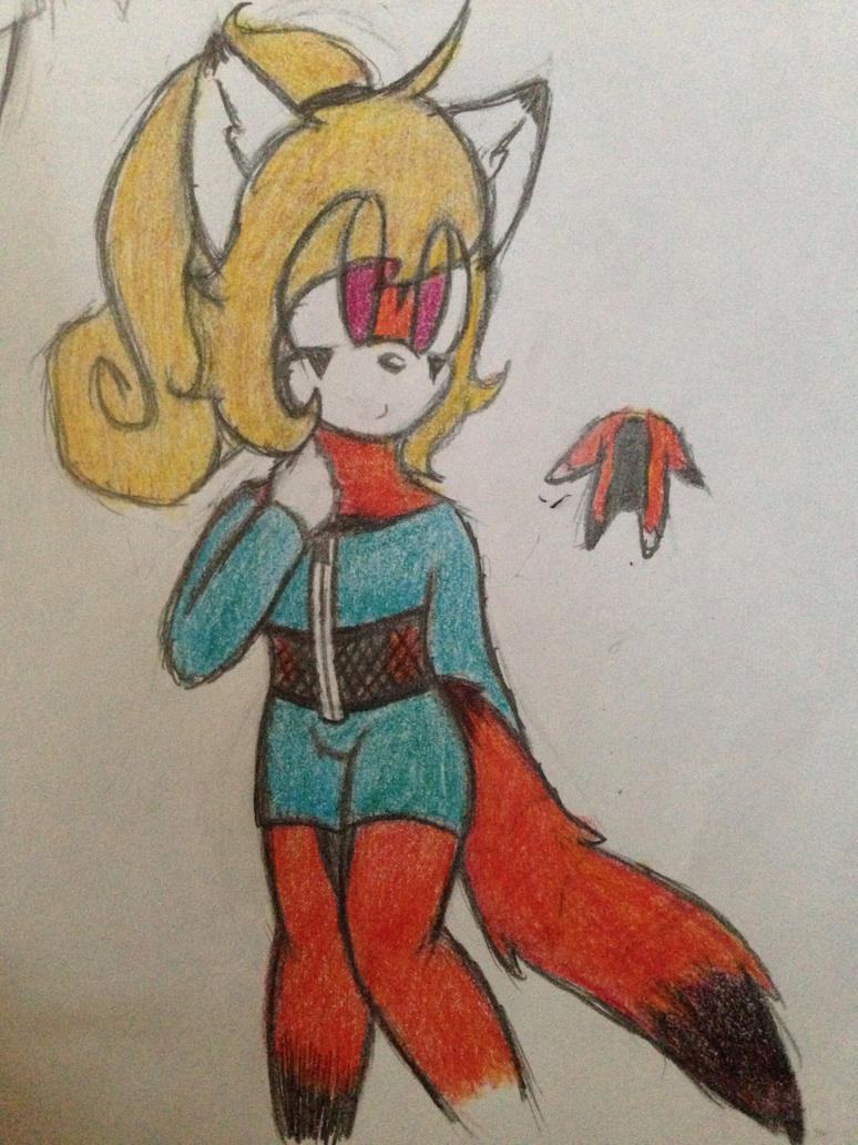 -:NOC:- Leiney the Red Panda~ by xX-Kaii-Xx