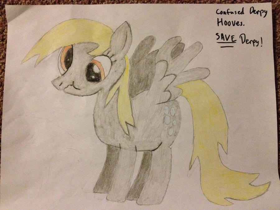 Save Derpy! by RcM595