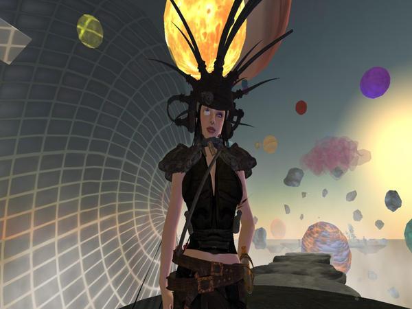 do you like my new hat? by Deborah-Valentine