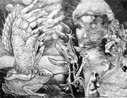 MORPHINIUM TREMENS by Deborah-Valentine