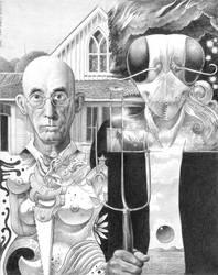 Surreal Gothic by Deborah-Valentine