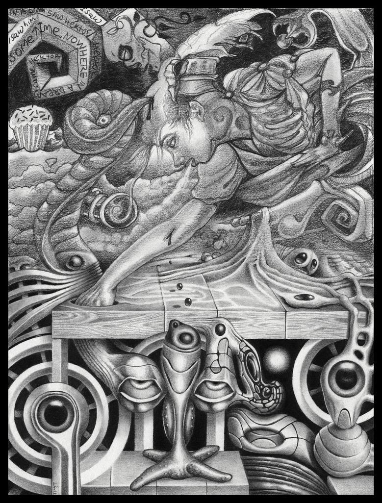 The breath of the devil by Deborah-Valentine