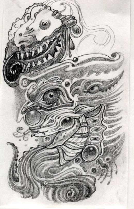 Doodle Mask2