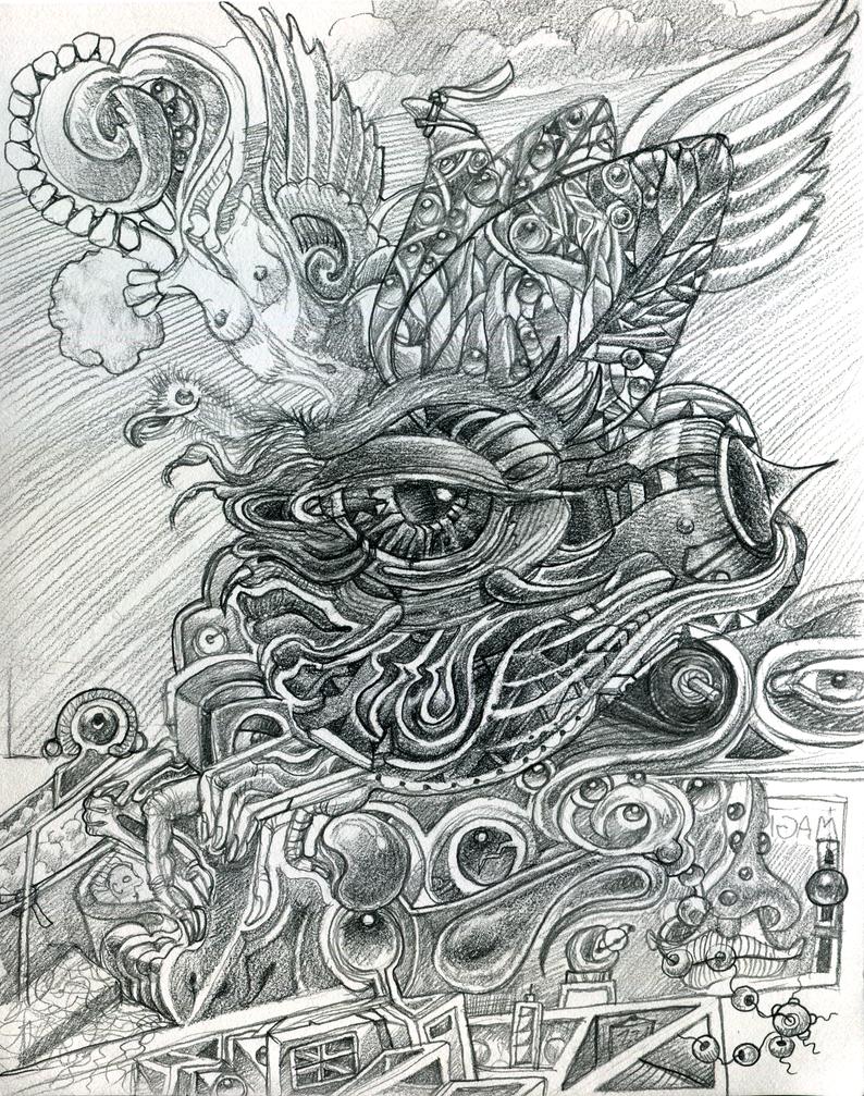 Elemetal Mental by Deborah-Valentine
