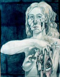 drawing final 1975 by Deborah-Valentine