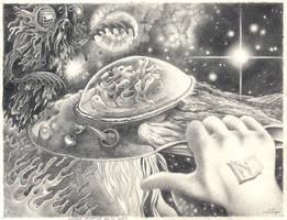 flingin' de schlaatel by Deborah-Valentine
