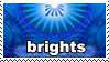 Brights stamp by Deborah-Valentine