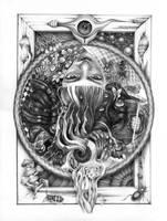 Oroborus Forest by Deborah-Valentine