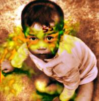 Baby Boy by moaiz