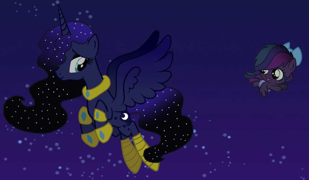 First Flight Together by SomeCoconut