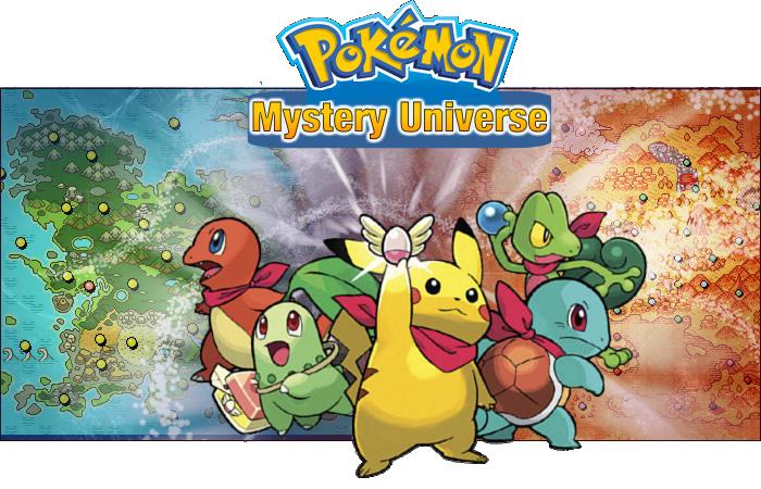 Pokémon Mystery Universe