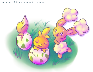 Easter Time 2011 by Ankoku-Flare